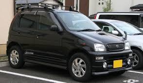 daihatsu terios off road the ten worst u0027special edition u0027 car names