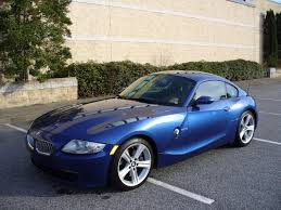 fs 2007 bmw z4 coupe montego blue bmw pinterest bmw z4