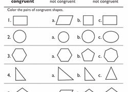 2nd grade geometry worksheets u0026 free printables education com