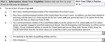 how to apply for us citizenship avvo