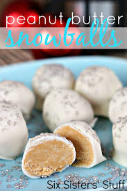 peanut butter snowballs recipe snowball peanut butter and butter
