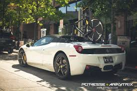 white 458 spider awesome of 2014 pearl white 458 spider x armytrix