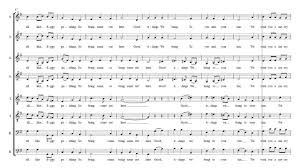 we wish you a merry satb choral arrangement