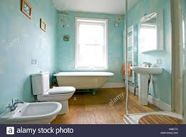 shower enclosure stock photos shower enclosure stock images alamy family bathroom with roll top bath and shower stock image