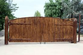 wooden gate u2013 home improvement 2017 simple diy wooden gate designs