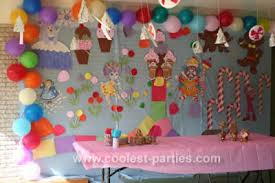 deliciously candyland ideas with a charitable twist