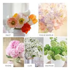 printemps liste mariage quelles fleurs choisir en fonction de la saison de mon mariage