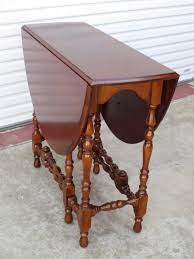 Vintage Drop Leaf Table Antique Folding Table Fascinating Antique Drop Leaf Dining Table