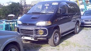 mitsubishi delica space gear used 1996 mitsubishi delica van photos diesel automatic for sale