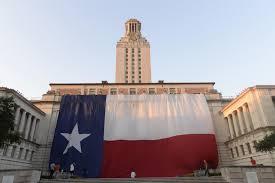 Texas Flag Image The World U0027s Biggest Texas Flag Ut News The University Of Texas
