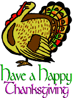 free animated thanksgiving day gifs free thanksgiving animations