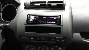 2008 honda accord dash kit 2008 honda fit kenwood radio replacement metra dash kit kdx x695