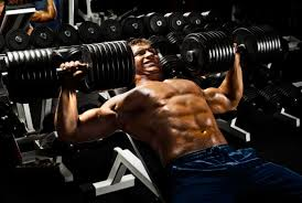 Crush Grip Dumbbell Bench Press Chest Exercises To Break A Bench Press Plateau