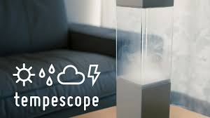 tempescope a box of rain in your living room indiegogo youtube