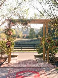 wedding arch rental jackson ms shelby and david s boho wedding day at providence hill farm
