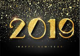 Royalty Free Happy New Year 2019 Clip Art Vector Images