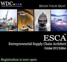 Now Open For Supply Chain Esca Entrepreneurial Supply Chain Architect Wd C