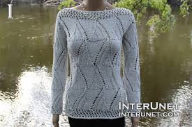 how to knit a sweater how to knit sleeve sweater interunet