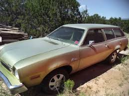 1973 Pinto Station Wagon 800 4 Speed No Rust 1974 Ford Pinto Wagon