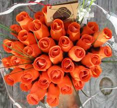 the original wooden rose the original wooden rose halloween orange