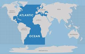 map world oceans 5 oceans of the world the 7 continents of the world