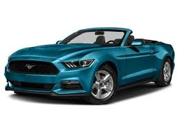 blue mustang 2017 ford mustang convertible houston