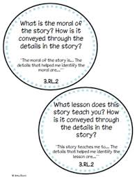 grade common core reading question cards with sentence frames