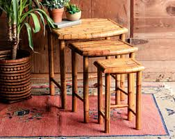 Vintage Bamboo Chairs Bamboo Furniture Etsy