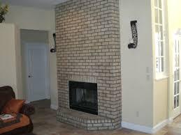 faux brick fireplace side u2013 ocala faux finish
