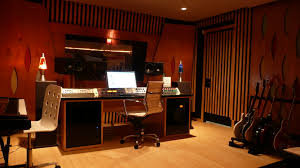 Music Studio Desk Plans by One Of My Dreams Is To One Day Have A Slick Looking Studio In My
