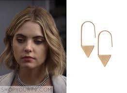 pretty liars earrings pretty liars season 6 episode 4 s triangle drop