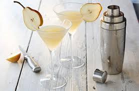 martini ingredients pear and elderflower martini tesco real food