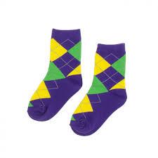 mardi gras socks childrens mardi gras pgg argyle socks 11 103s mardigrasoutlet