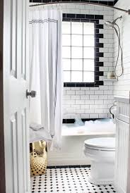 Small Bathroom Ideas Black And White by 231 Best Small Bathroom Ideas Images On Pinterest Bathroom Ideas