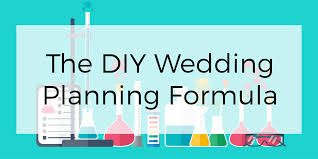 step by step wedding planning diy wedding planning formula event plan it