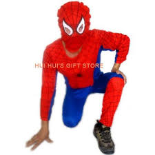 Spiderman Costume Halloween Aliexpress Buy Free Shipping 5pcs Lot Spiderman