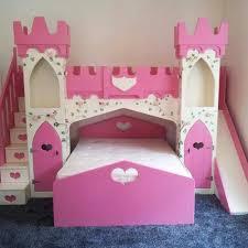 Castle Bunk Bed With Slide Dreamcraft Design Build And Deliver Unique Children U0027s Themed Beds