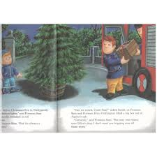 kids picture book fireman sam naughty norman book