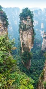 22 unknown but awesome places around the world mountains china