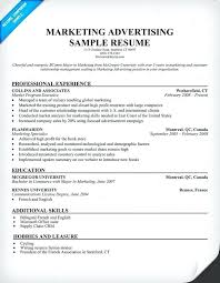 company resume exles company resume sle advertising resume exles resume of a