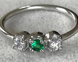 mothers day ring with birthstones birthstone rings for etsy