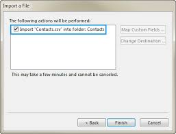 csv format outlook import import contacts from excel to outlook in 3 quick steps