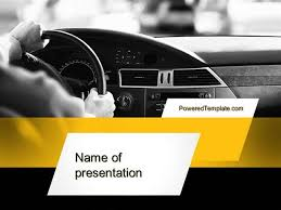 powerpoint themes free cars driving a car powerpoint template authorstream