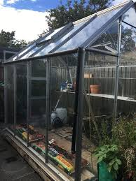 Greenhouse 6x8 Full Glazed Greenhouse 6x8 In Rosyth Fife Gumtree