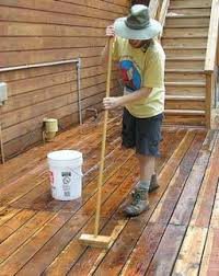 How To Clean Wood Deck Cleaning How To Clean Maintenance And Kill Mold Spores