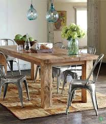 Reclaimed Dining Room Tables Live Edge Wood Slab Pipe Dining Room Table Reclaimed Wood Dining