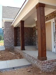 lowes porch columns canada column wrap kits teamns info