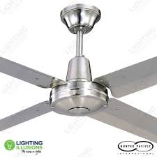 marine grade stainless steel outdoor ceiling fans 48 1220mm typhoon mach 2 316 marine grade stainless steel ceiling