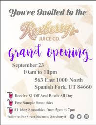 spirit halloween grand junction co roxberry juice spanish fork grand opening salt lake magazine