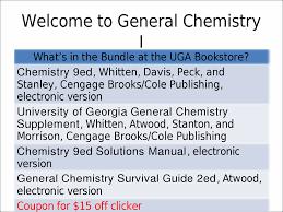 chemistry chapter 1 1 general chemistry i 1211 dr sumner